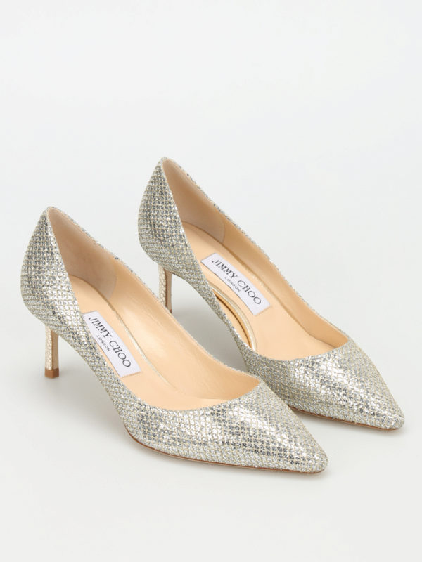 Jimmy Choo: Pumps online - Pumps - Weißgold