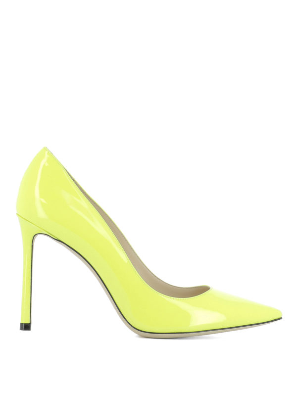 Jimmy Choo: Pumps - Pumps - Gelb