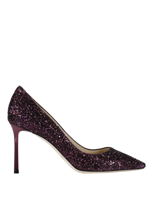 Jimmy Choo: Pumps - Pumps - Dunkelrot