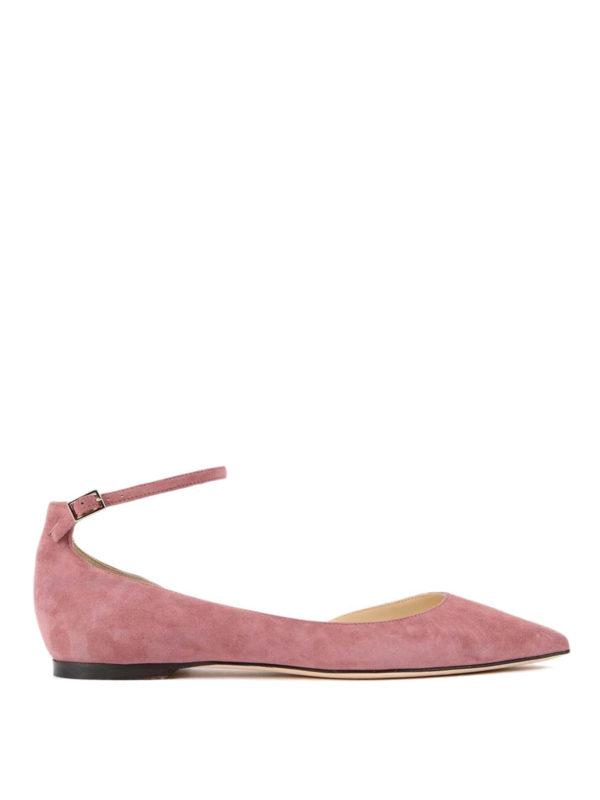 JIMMY CHOO: Ballerinas - Ballerinas - Pink