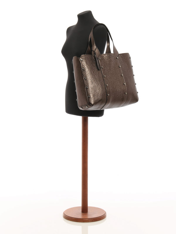 iKRIX Jimmy Choo: Shopper - Bronze