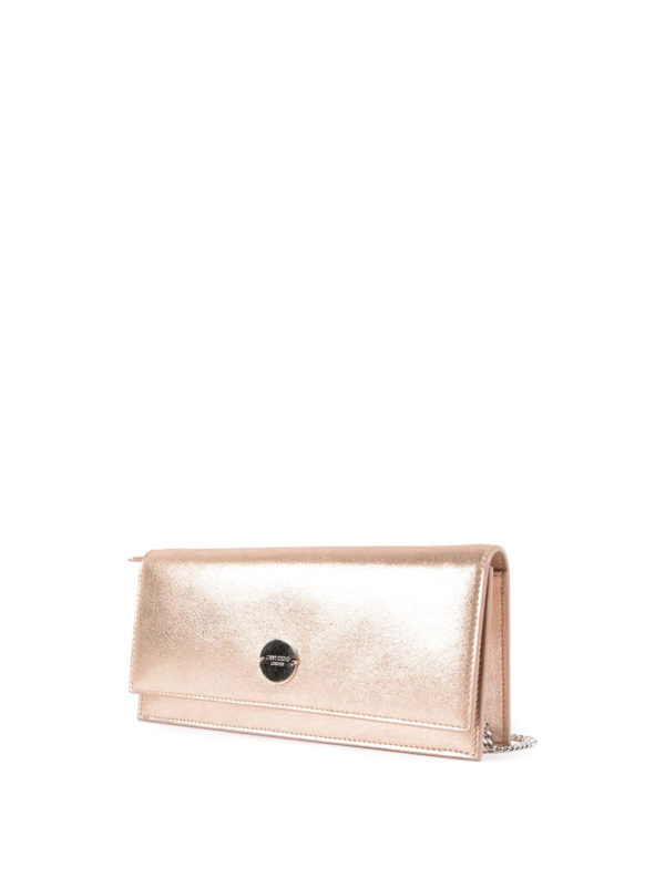 Jimmy Choo: Clutches online - Clutch - Rotgold