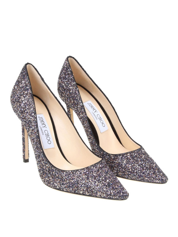 JIMMY CHOO: Pumps online - Pumps - Metallic