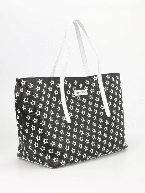 Jimmy Choo: Handtaschen online - Shopper - Schwarz
