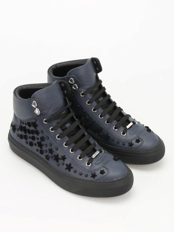 JIMMY CHOO: Sneaker online - Sneaker - Blau