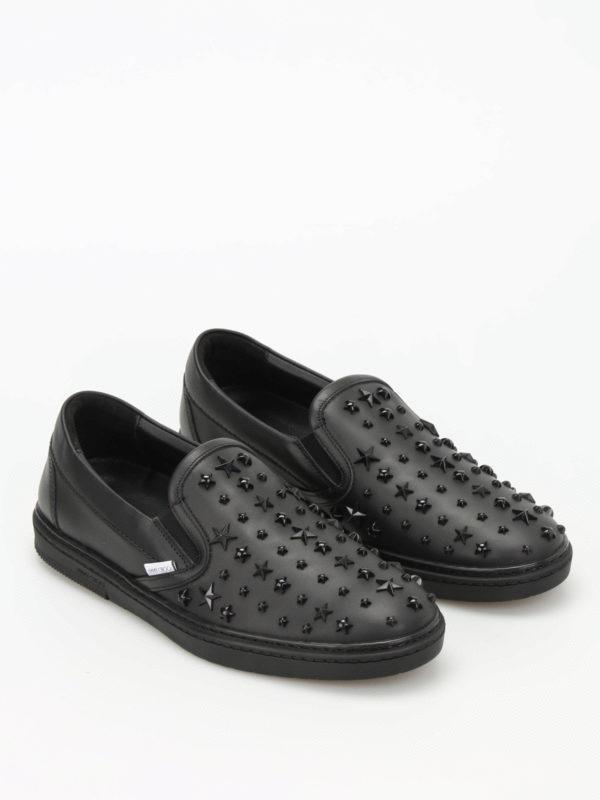 JIMMY CHOO: Sneaker online - Sneaker - Schwarz