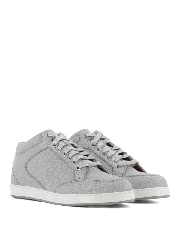 JIMMY CHOO: Sneaker online - Sneaker - Silber