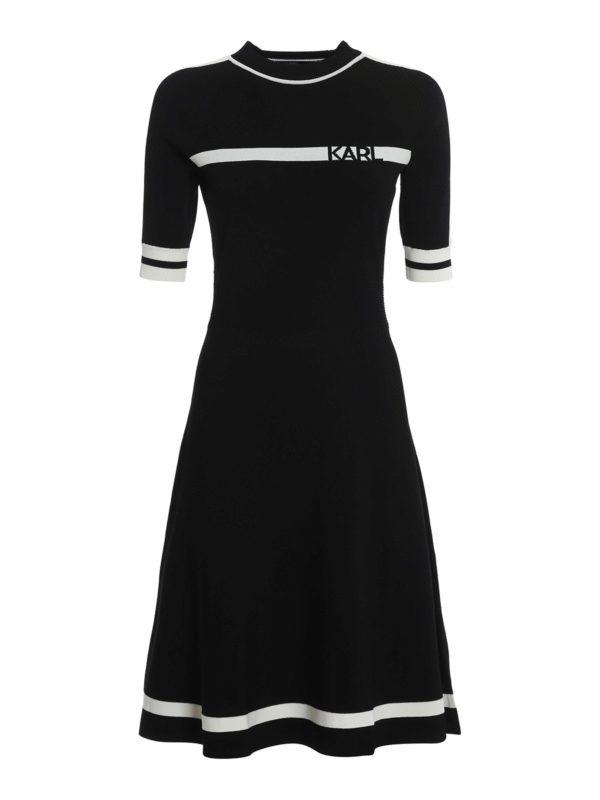 Karl Lagerfeld Damen Kleid