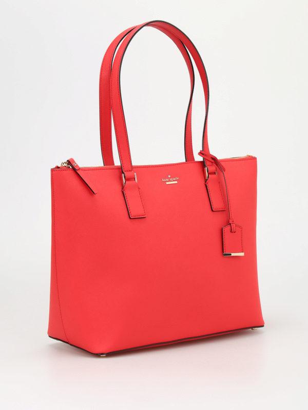 KATE SPADE: Handtaschen online - Shopper - Rot