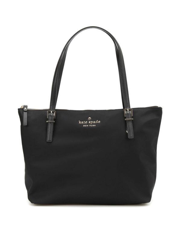 Kate Spade: Handtaschen - Shopper - Schwarz