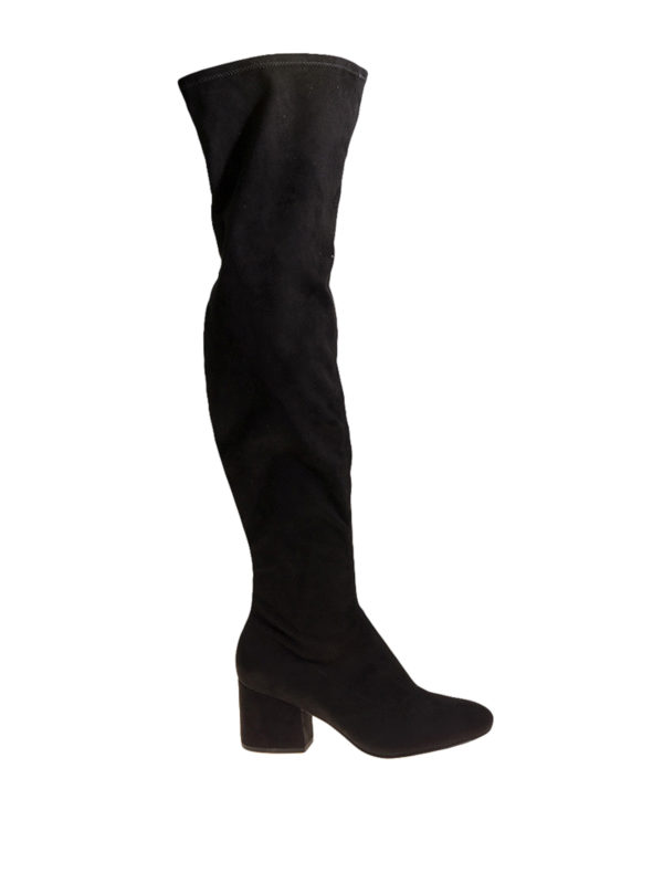 Kendall + Kylie: boots - Sophia black boots