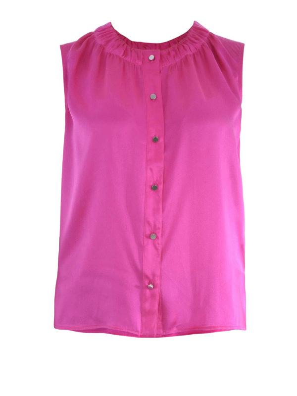 Silk Shirt By Kenzo Shirts IKRIX