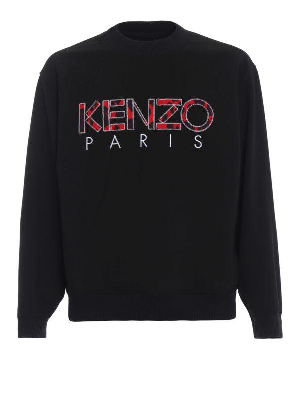 KENZO: Sweatshirts und Pullover - Sweatshirt - Schwarz