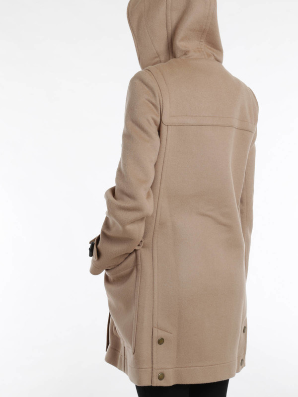knee length coats shop online. Finsdale wool duffle coat