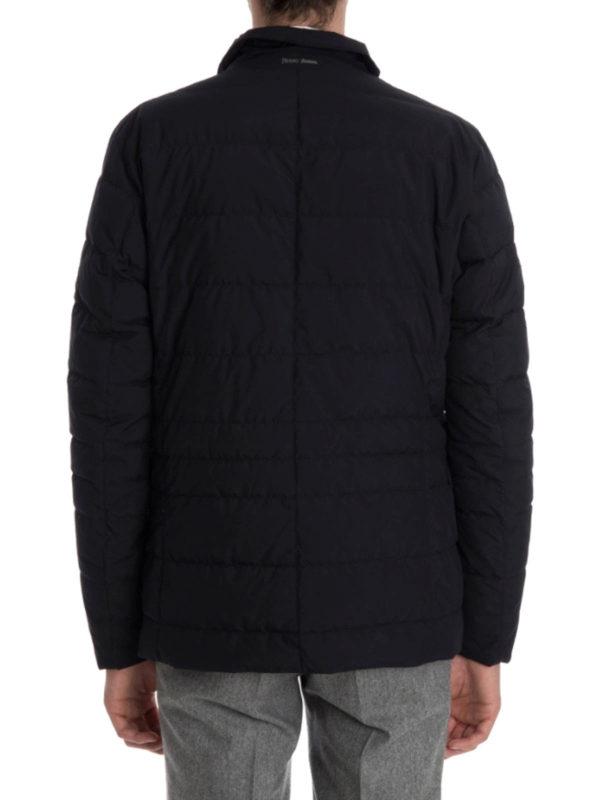 Laminar padded jacket shop online: Herno