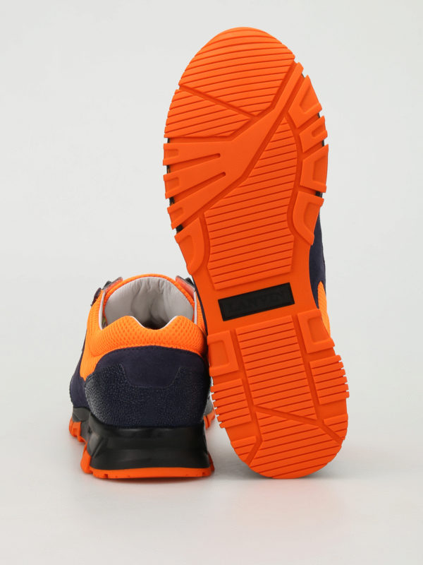 LANVIN buy online Sneaker - Gemustert