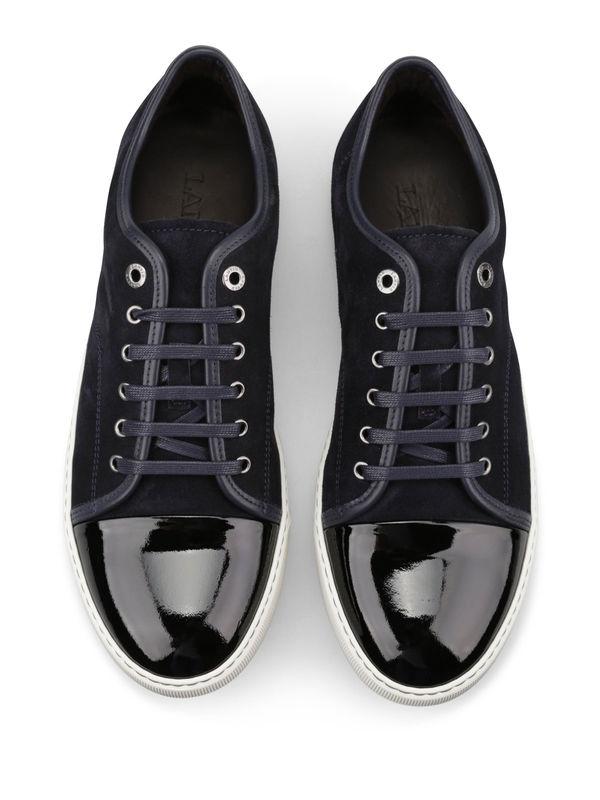 LANVIN buy online Sneaker Fur Herren - Dunkelblau
