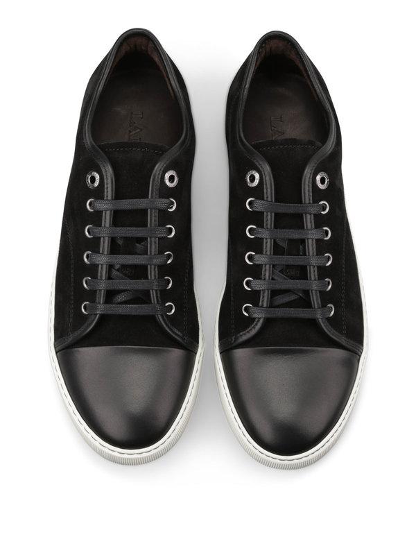 Lanvin buy online Sneaker Fur Herren - Schwarz