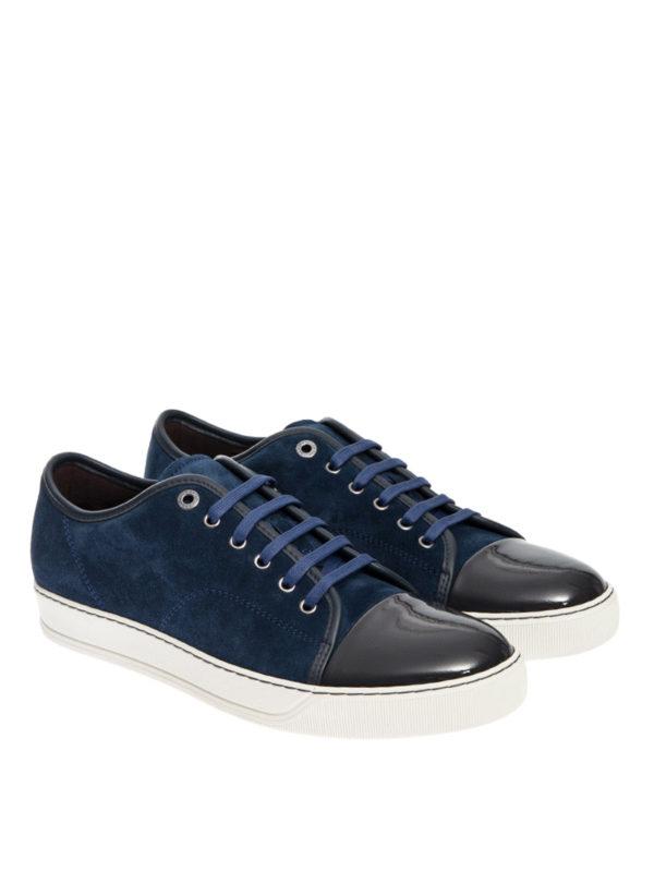 Lanvin: Sneaker online - Sneaker - Blau
