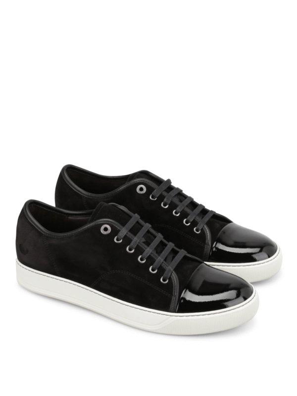 LANVIN: Sneaker online - Sneaker Fur Herren - Schwarz
