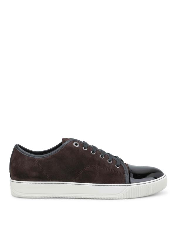 LANVIN: Sneaker online - Sneaker Fur Herren - Dunkelgrau