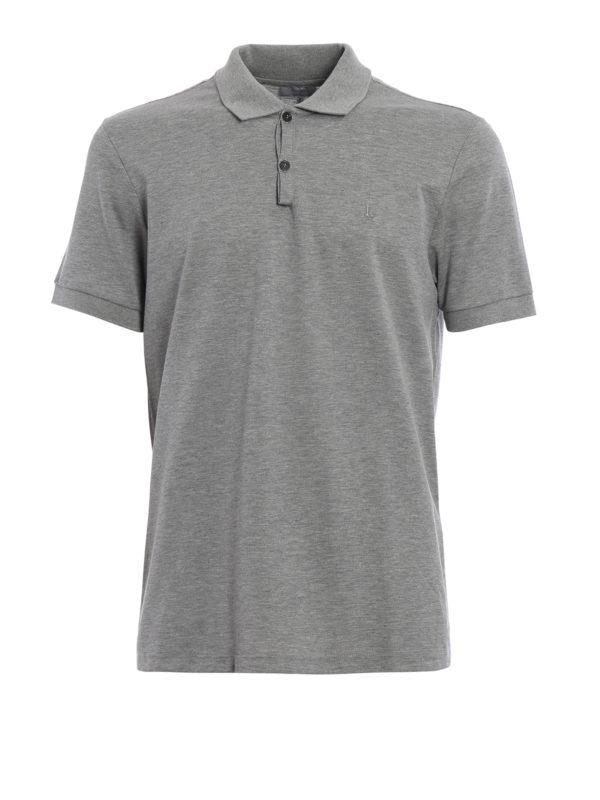 LANVIN: Poloshirts - Poloshirt - Einfarbig