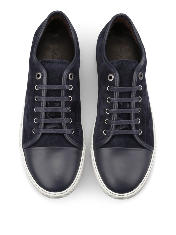 iKRIX LANVIN: Suede trainers