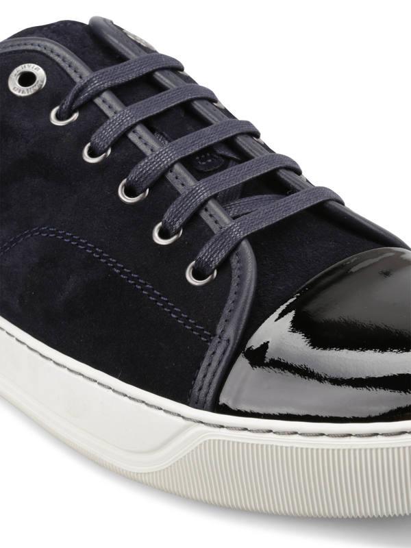 iKRIX LANVIN: Sneaker Fur Herren - Dunkelblau