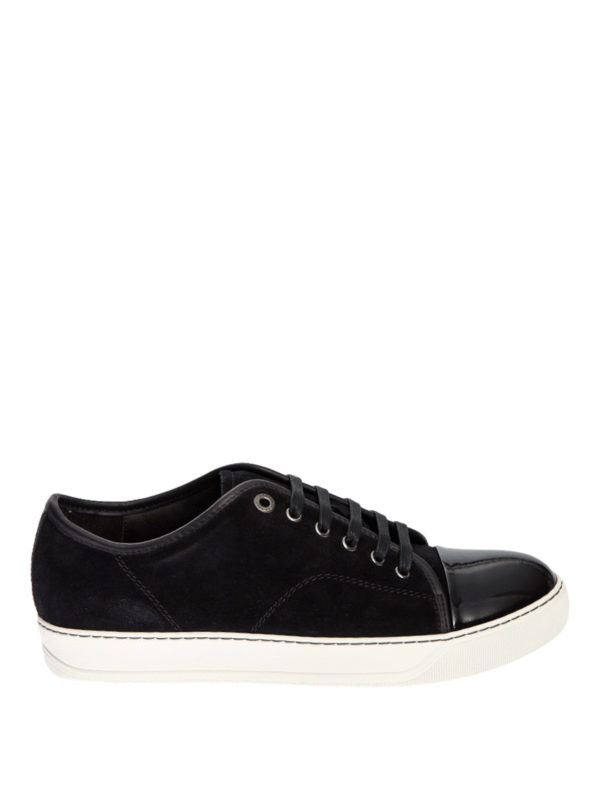 Lanvin: Sneaker - Sneaker - Schwarz