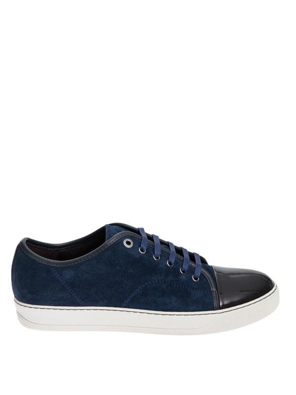 Lanvin: Sneaker - Sneaker - Blau