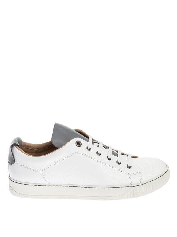 Lanvin: Sneaker - Sneaker - Weiß
