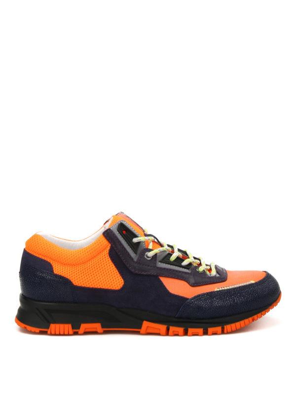 LANVIN: Sneaker - Sneaker - Gemustert