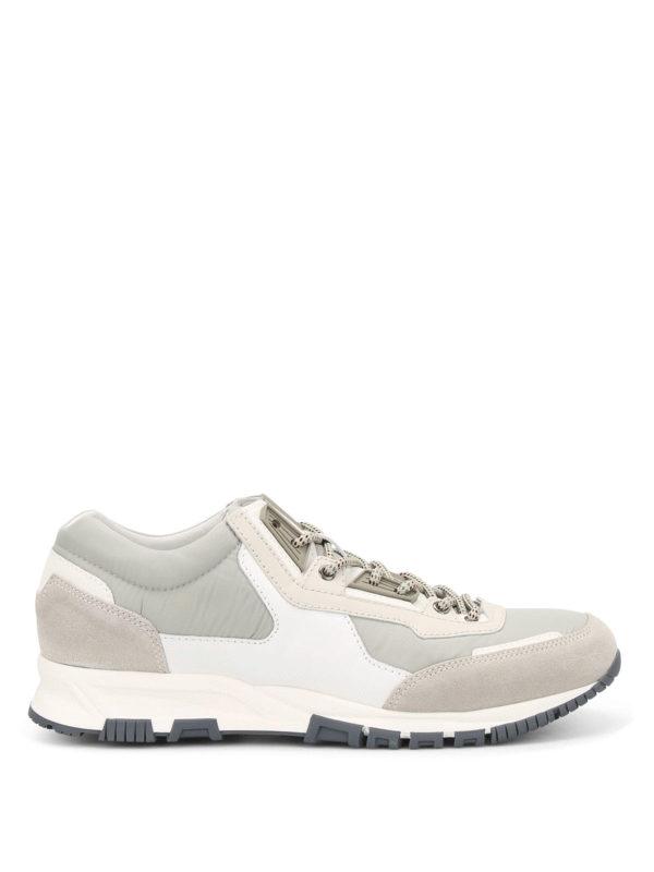 Lanvin: Sneaker - Sneaker - Hellgrau