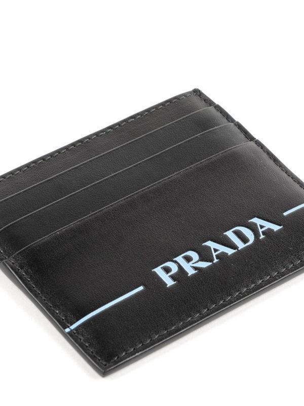 Portemonnaie - Schwarz shop online: PRADA