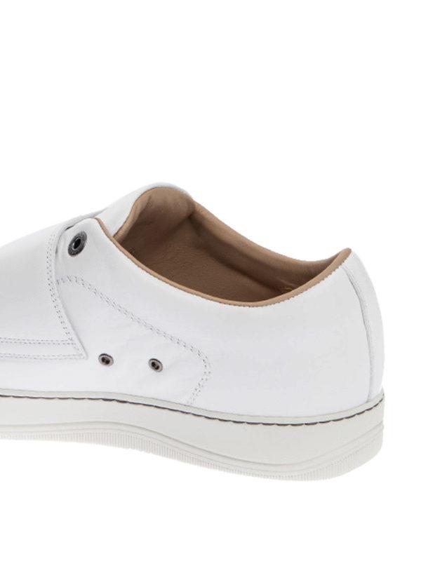 Sneaker - Einfarbig shop online: Lanvin