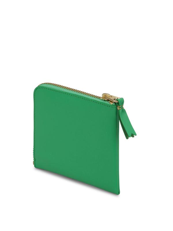 Leather purse shop online: Comme Des Garcons
