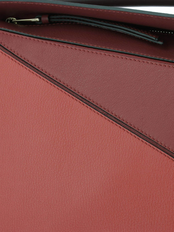 Schultertasche - Rot shop online: Loewe