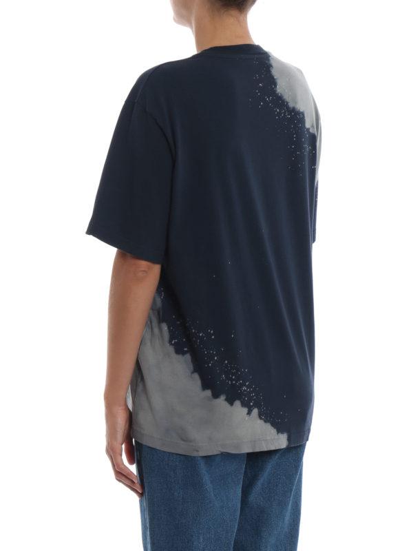 T-Shirt - Dunkelblau shop online: GOLDEN GOOSE