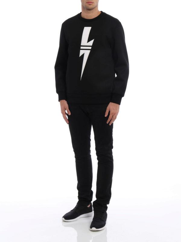 Sweatshirt - Slim Fit shop online: Neil Barrett