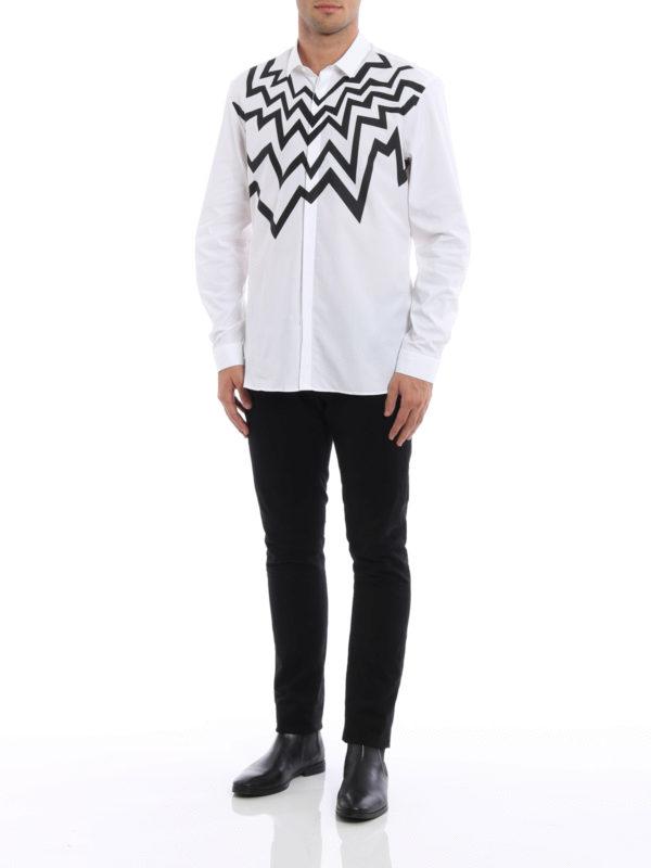 Hemd - Slim Fit shop online: Neil Barrett
