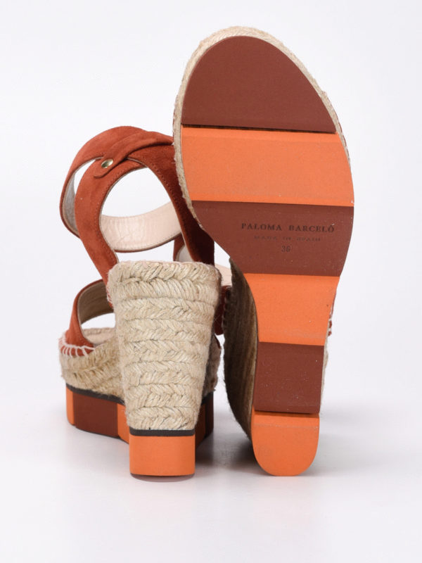 Lisette wedge sandals shop online: Paloma Barcelò