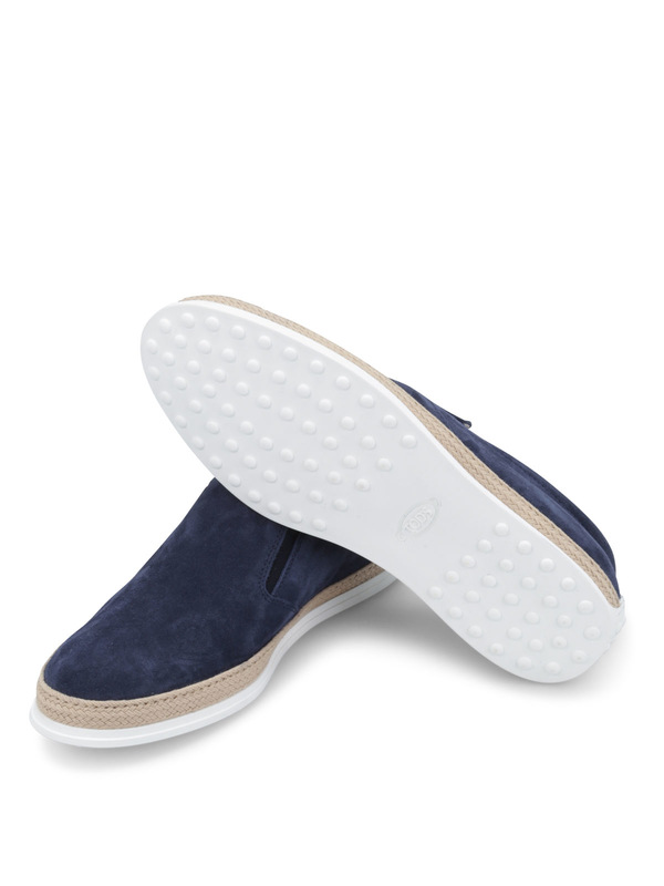 Mokassins und Slippers shop online. Mokassins/Slippers - Blau