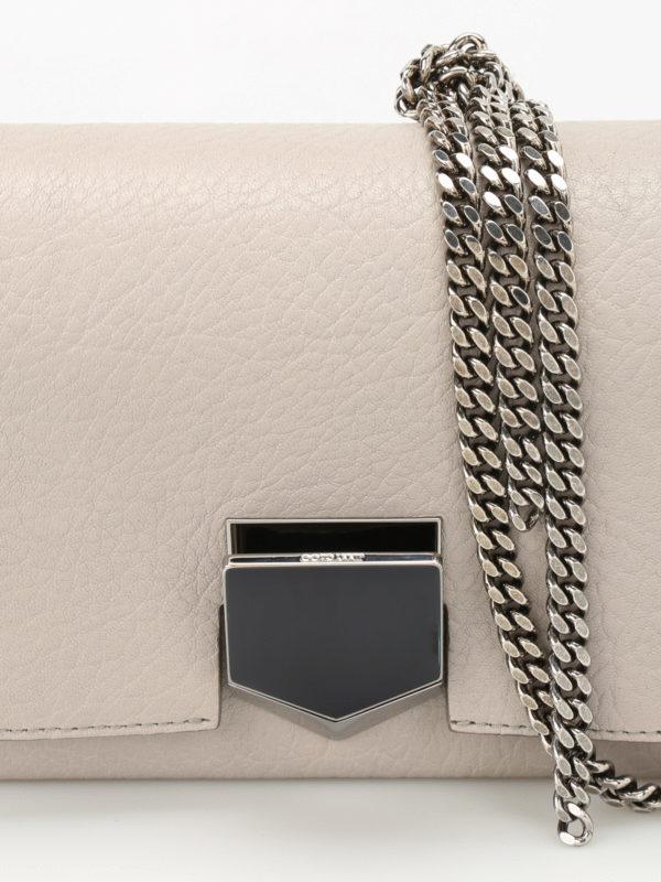 Umhängetasche - Grau shop online: Jimmy Choo