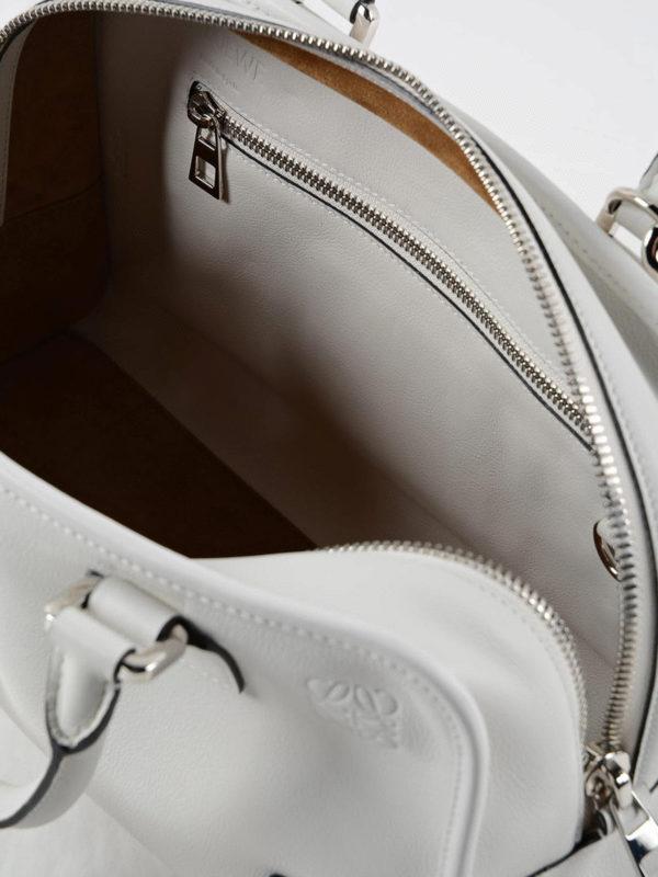 Loewe buy online Bowling Tasche - Weiß