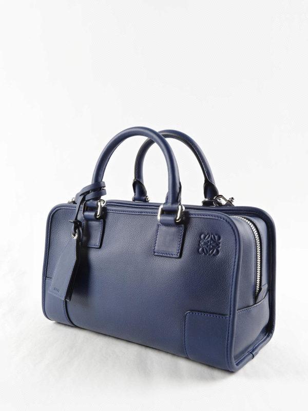 Loewe: Bowling online - Bowling Tasche - Blau