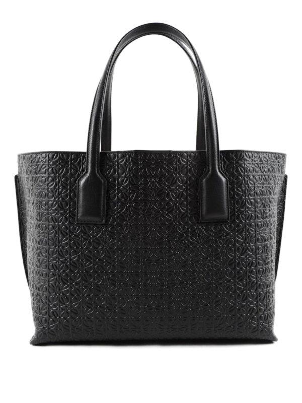 Loewe: Handtaschen - Shopper - Schwarz