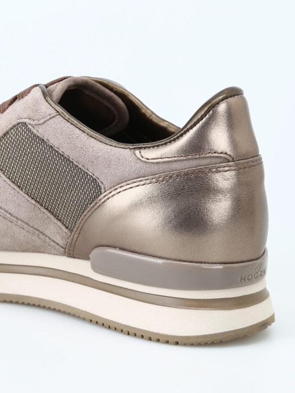 Sneaker - Dunkelbeige shop online: HOGAN