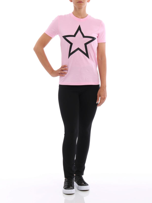 T-Shirt - Pink shop online: Givenchy
