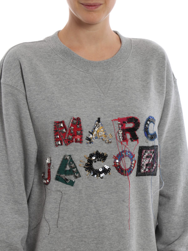 MARC JACOBS buy online Sweatshirt - Grau
