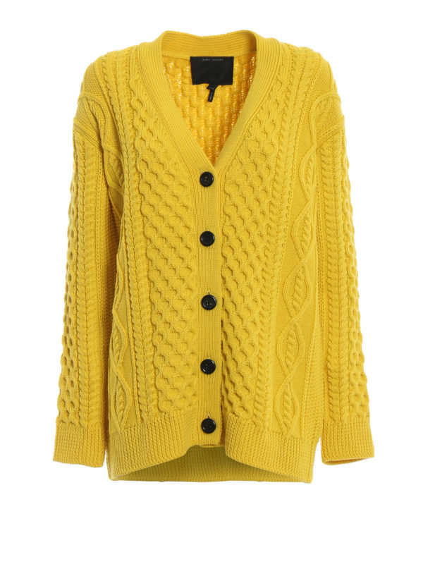 MARC JACOBS: Cardigans - Cardigan - Over